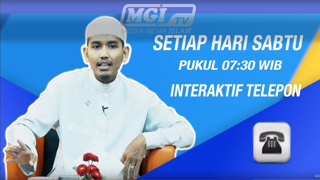 PROGRAM : TAHSIN & TILAWAH AL QUR'AN - MGI TV