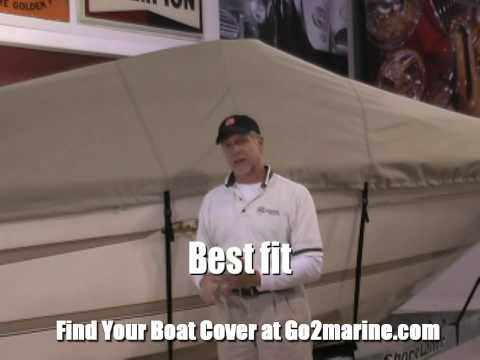 Find Boat Covers for Any Boat with the Taylor Made Boat