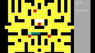 DevStream: FXGL Pacman