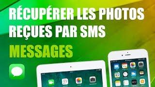 Astuce : enregistrer d'un coup les photos reçues par SMS, MMS ou iMessages sur iPhone ou iPad