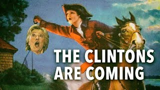 Hillary Revere: 1 If By Comey, 2 If By Russia thumbnail