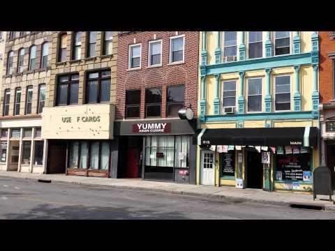 Main Street Poughkeepsie, NY
