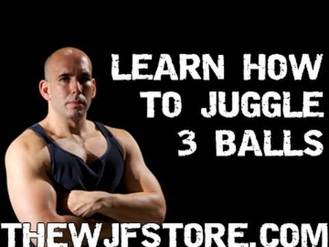 Juggling is Healthy! Learn how to juggle! - Lead A Healthy ...