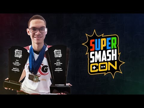 Nairo: My Super Smash Con Journey
