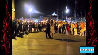 Rue du Tango Marseille, Denise et Thierry Guardiola, Tango