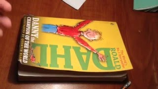 Reading Danny The Champion Of The World (ROALD DAHL) by Shakhzod