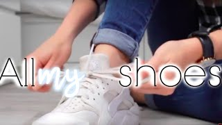 ♡ALL MY SNEAKERS♡