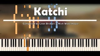 Katchi | Ofenbach vs.  Nick Waterhouse | Piano Tutorial