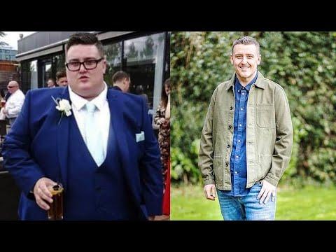 Благодаря своей бабушке парень похудел на 101 кг