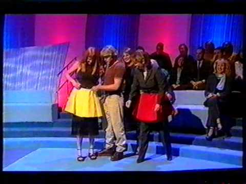 Bucks Fizz - Cheryl &  Mike Making Your Mind Up with  Patsy Palmer