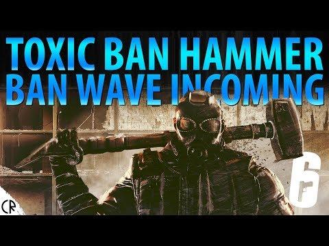 Toxic Ban Hammer Incoming - News - Tom Clancy's Rainbow Six Siege - R6