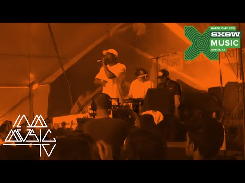 Skepta covers Dizzee Rascal 'I Luv U' SXSW Fader Fort // 19th March 2015 // #GigCam