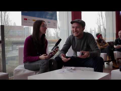 Frederick Lau beim Filmfestival Max Ophüls Preis