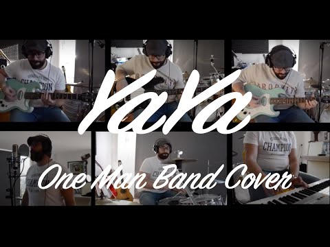 Yaya   -one man band cover-   Tony Sheridan with the early Beatles        -MDS Studios-