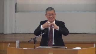 20161106浸信會仁愛堂主日信息_李朝成牧師