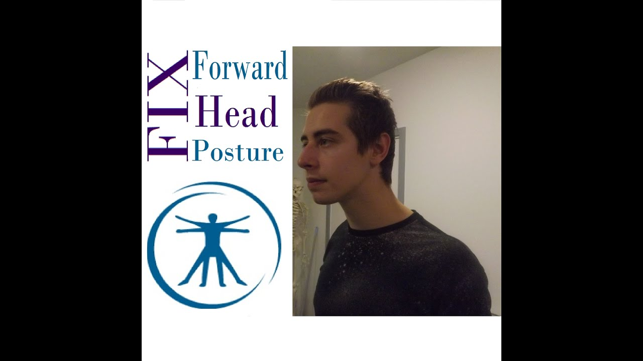 Fix Forward Head Posture With Correction Exercises Youtube