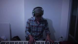 เขียนในใจ ร้องในเพลง-ดา เอ็นโดฟิน (piano cover)