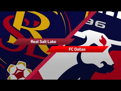 Highlights: Real Salt Lake vs. FC Dallas | May 6, 2017
