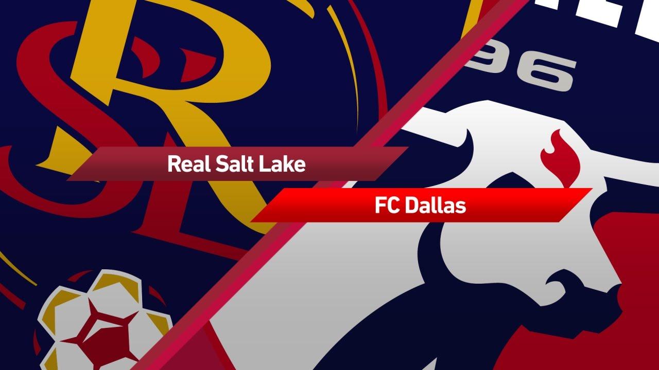Highlights: Real Salt Lake vs. FC Dallas | May 6, 2017