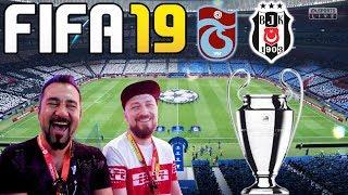 FIFA 19 ŞAMPİYONLAR LİGİ MAÇI | TRABZONSPOR-BEŞİKTAŞ!