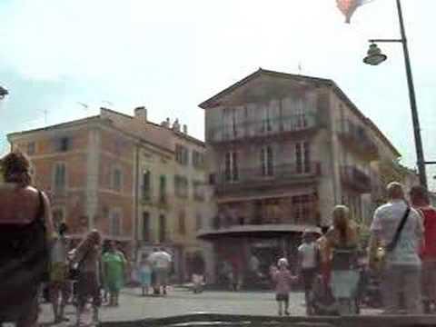 Cruising through St Tropez