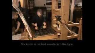 ◄|شاهد| فن صناعة الكُتب قديمًا: الطباعة بالأحرف المعدنية والتغليف بالجلد الطبيعي - المصري لايت