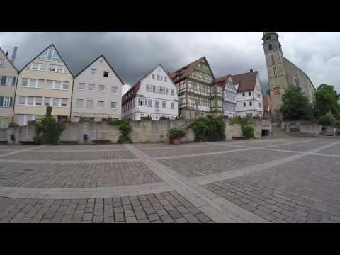 STREET VIEW: Böblingen bei Stuttgart in GERMANY