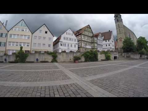 STREET VIEW: Böblingen bei Stuttgart in GERMANY