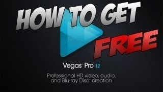 How To Get Sony Vegas Pro 12 Free No Keygen No Torrent