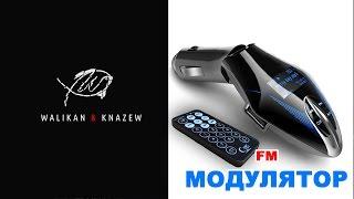Обзор автомобильного  MP3 FM модулятора
