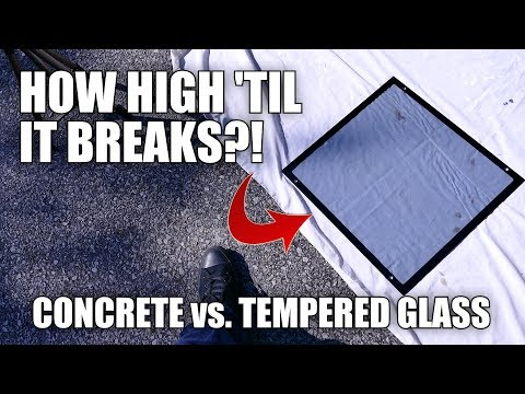 How Strong are Tempered Glass Panels?