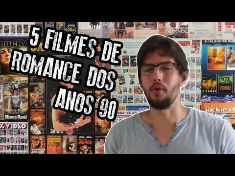 5 Filmes de ROMANCE dos ANOS 90 para assistir com a Namorada
