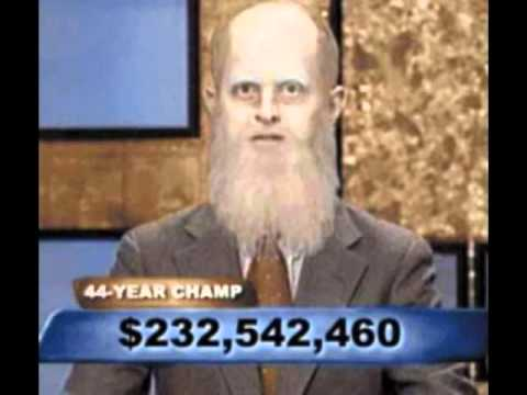 I'm Ken Jennings (Jeopardy! theme parody)