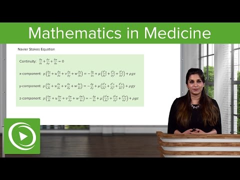 Mathematics in Medicine: Introduction & Exercise Calculation