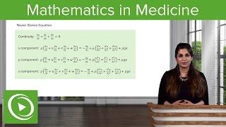 Mathematics in Medicine: Introduction & Exercise Calculation – Calculus Course   Lecturio