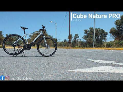 tour-bike-:-cube-nature-pro-2020