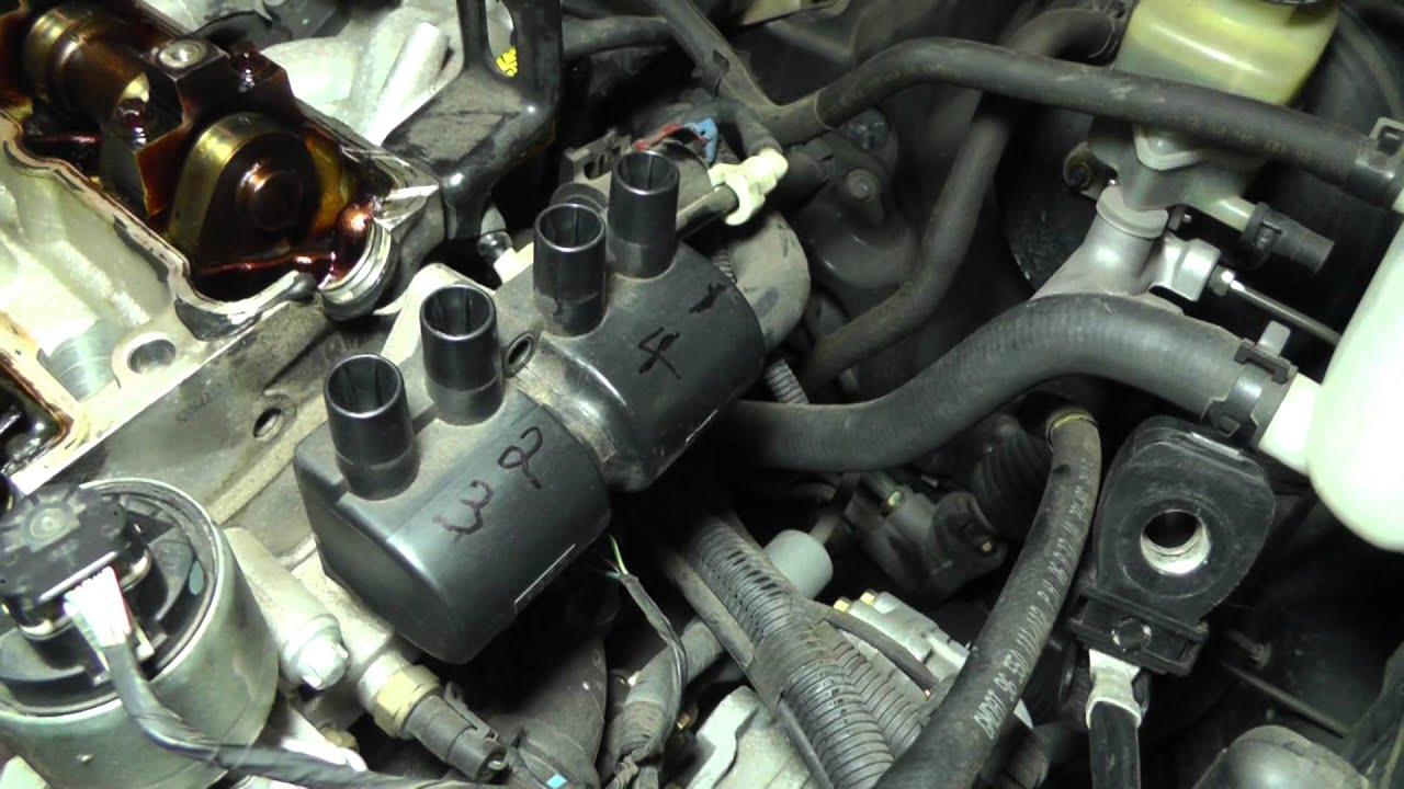 maxresdefault suzuki forenza head removal part 3 (camshaft cover removal Chevy Engine Wiring Harness at readyjetset.co