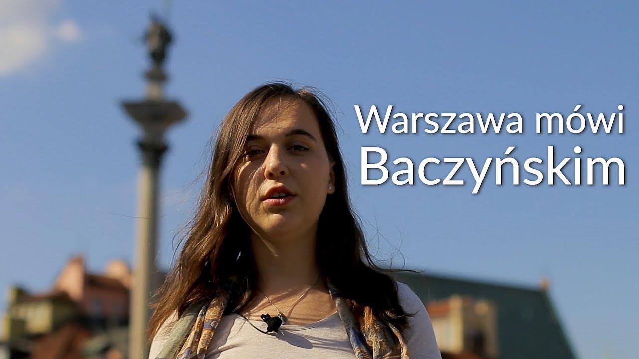 Elegia O Chłopcu Polskim Warszawa Mówi Baczyńskim