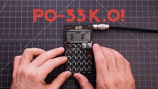 TE PO-33 K.O! Introduction