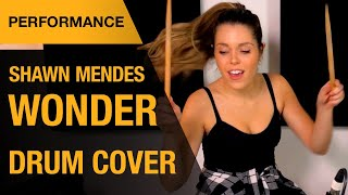 Shawn Mendes - Wonder | Drum Cover | Domino Santantonio | Thomann
