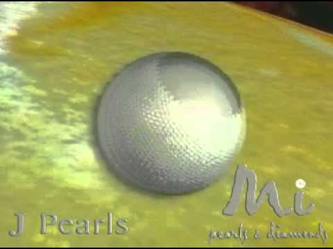 Video on how pearls are formed Naturally