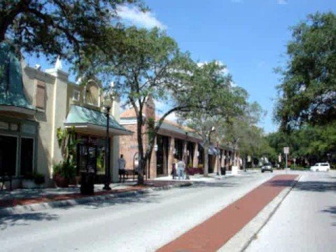 Hyde Park South Tampa Fl Youtube