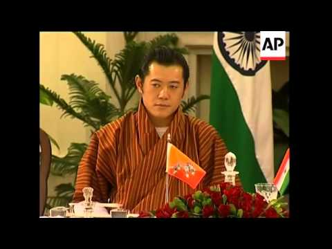 India and Bhutan sign twelve agreements