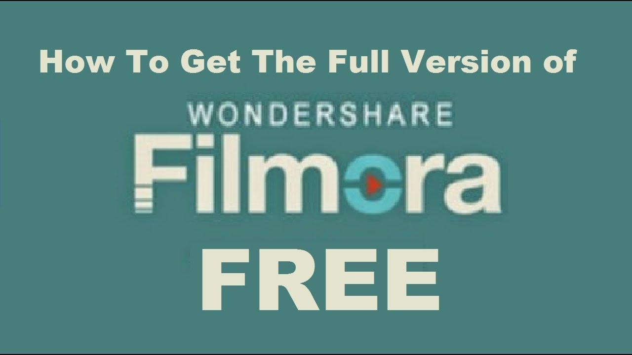 wondershare full version free download for windows 7