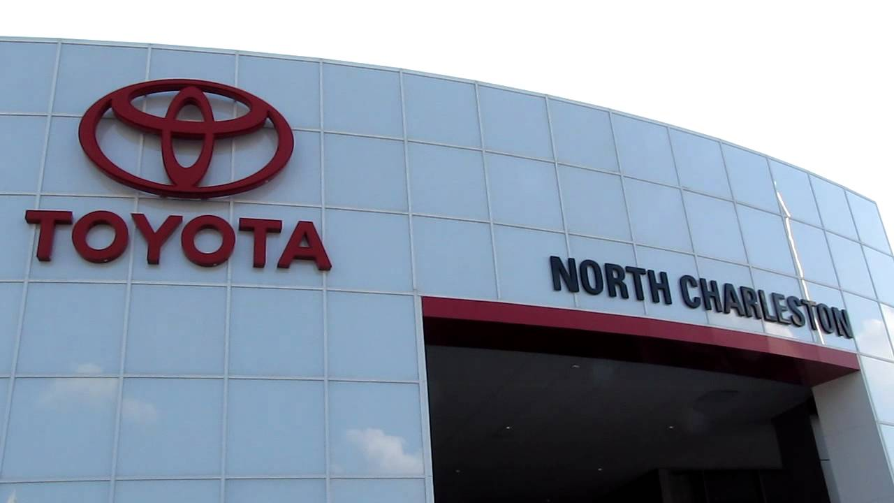 Rick Hendrick Toyota North Charleston SC / Dealership Sign