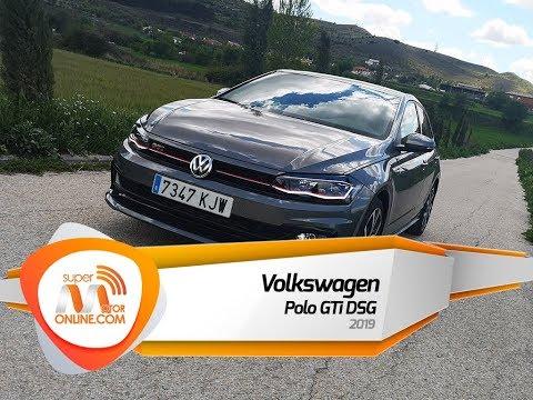 Volkswagen Polo GTi 2019 / Al volante / Supermotoronline.com