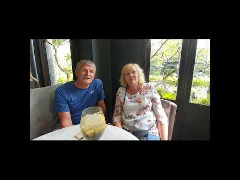 SALA JEAN RESTAURANT  @Marine Beach Hotel Pattaya Pattaya  Thailand [4K]