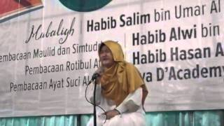 Solawat eva d'academy1 mesjid agung garut