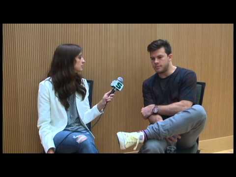 Jimmy Tatro Interview
