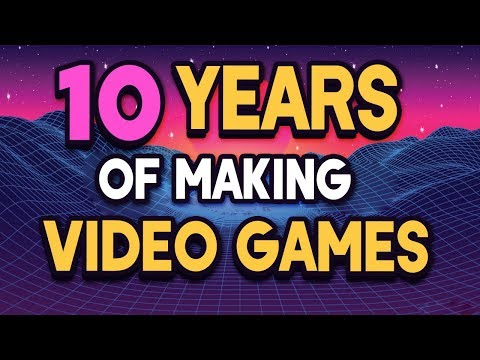 What I learned after 10 Years of Game Development!